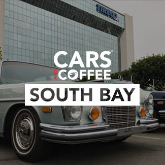 Group logo of Cars and Coffee South Bay