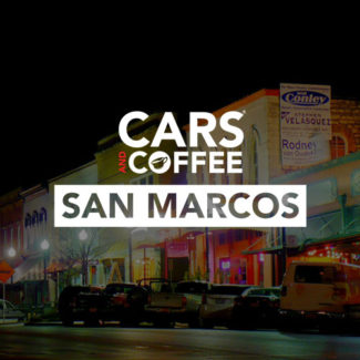 Group logo of Cars and Coffee San Marcos