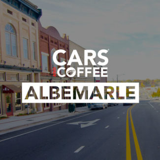 Group logo of Cars and Coffee Albemarle
